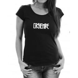 T-shirt Femme - Cachemire...